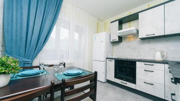 Daily view apartment on Poznyaky
