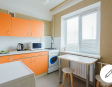 Cozy apartment near the metro Heroes of the Dnieper, Obolon 5