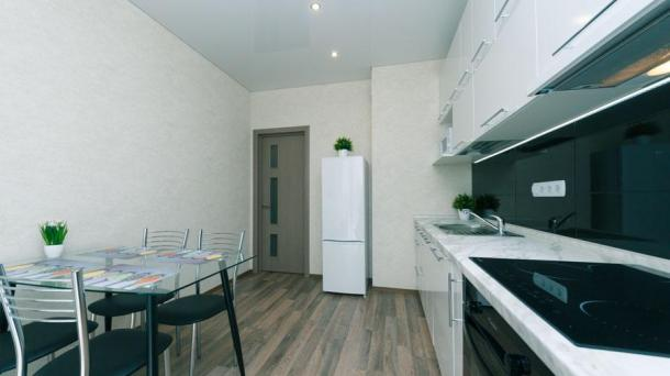 1-bedroom apartment in a new house near the metro station
