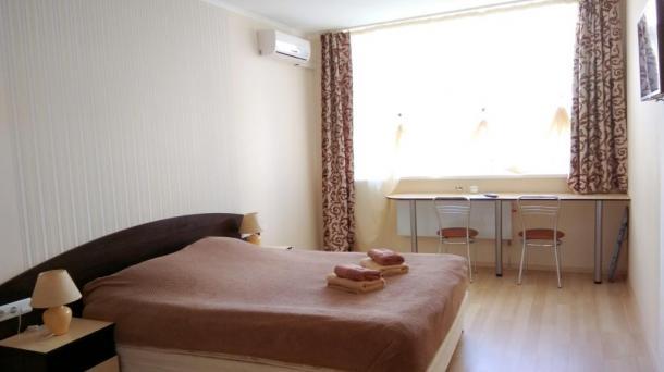 S&M apartments: студио у метро Осокорки